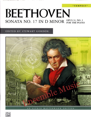 Beethoven Sonata No. 17 in D Minor Opus 31 No. 2 Tempest