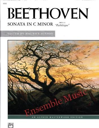 Beethoven Sonata in C Minor Opus 13 Pathetique