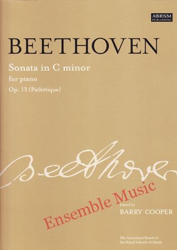 Beethoven Sonata in C minor for Piano Op 13 Pathetique
