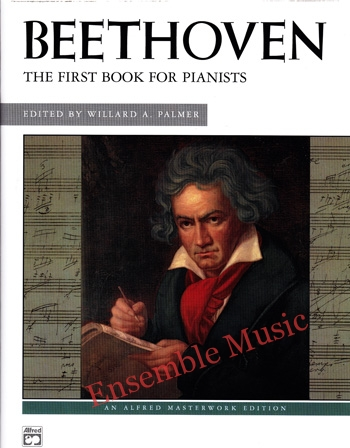 Beethoven The First Book for Pianists