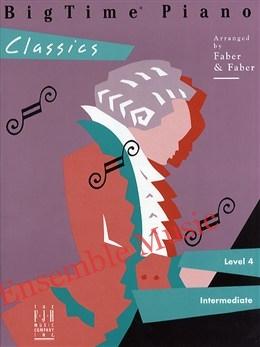 BigTime Piano Classics Level 4