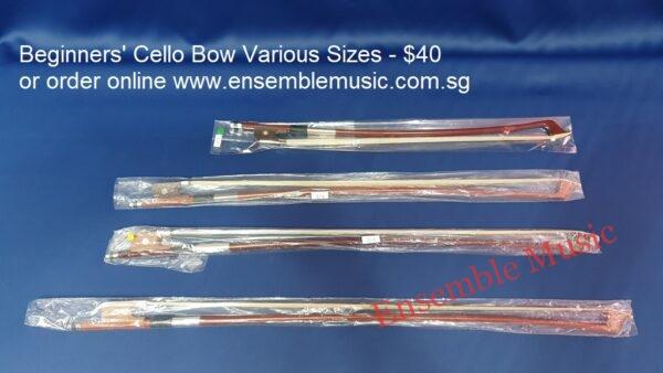 Bow cello