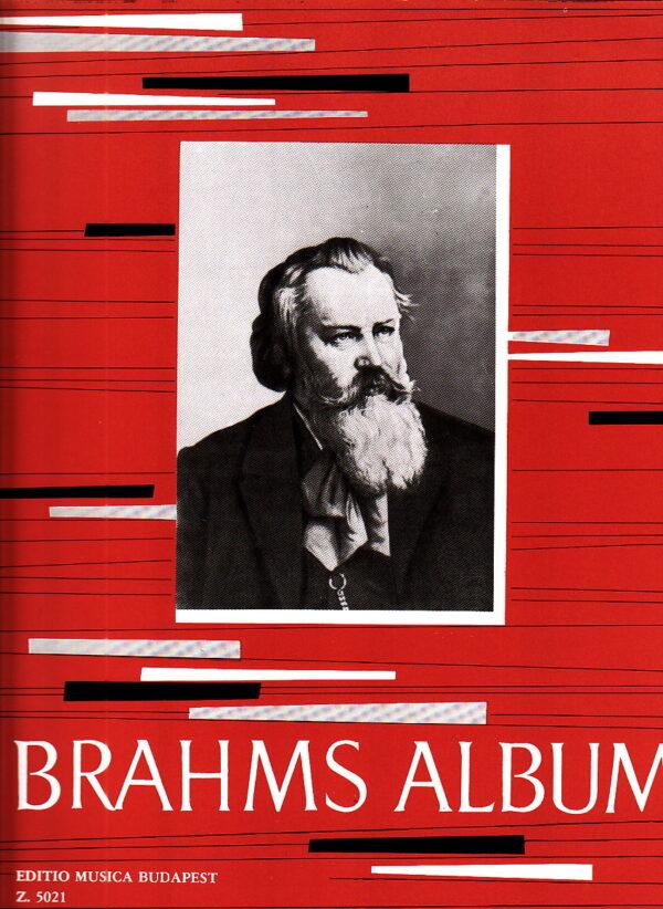 Brahms album