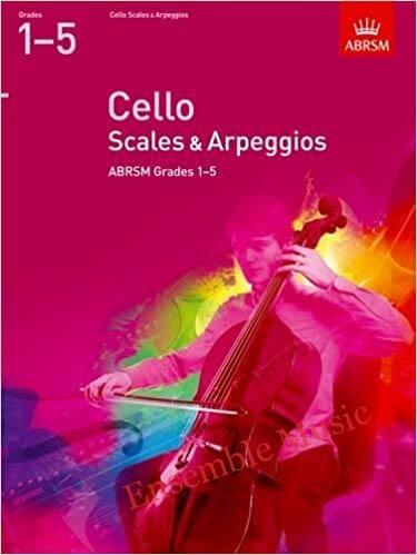 Cello Scales Arpeggios 1 5