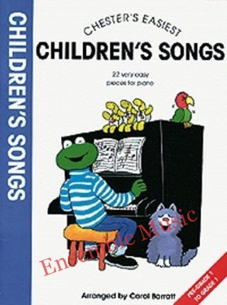 Chesters Easiest Childrens Songs