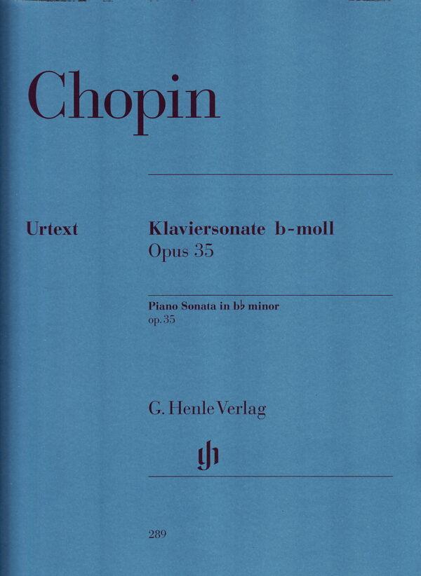 Chopin Piano Sonata Bb Minor Op.35