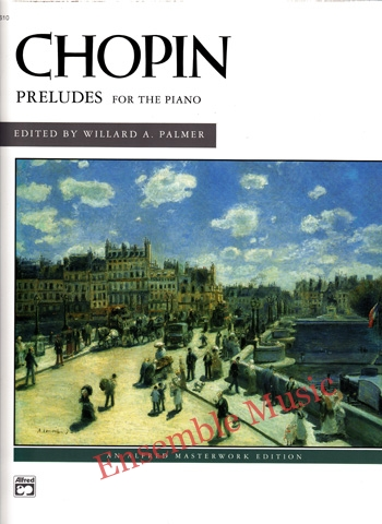 Chopin Preludes For The Piano