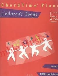 ChordTime Kids Songs Level 2B