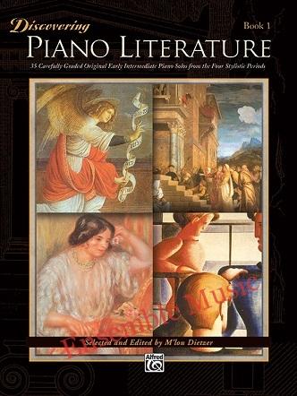 Discovering Piano Literature Book 1