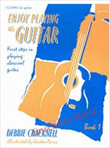 Enjoy Playing the Guitar Classical Book 1