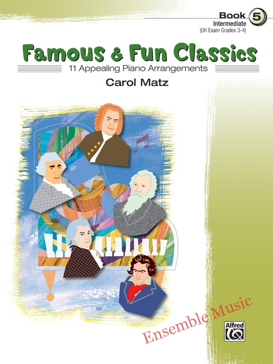 Famous Fun Classics book 5