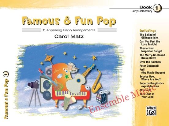 Famouse fun pop 1