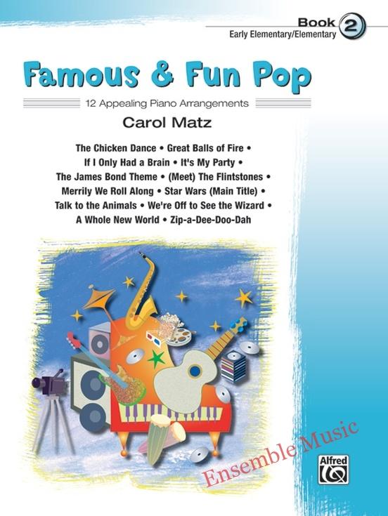 Famouse fun pop 2