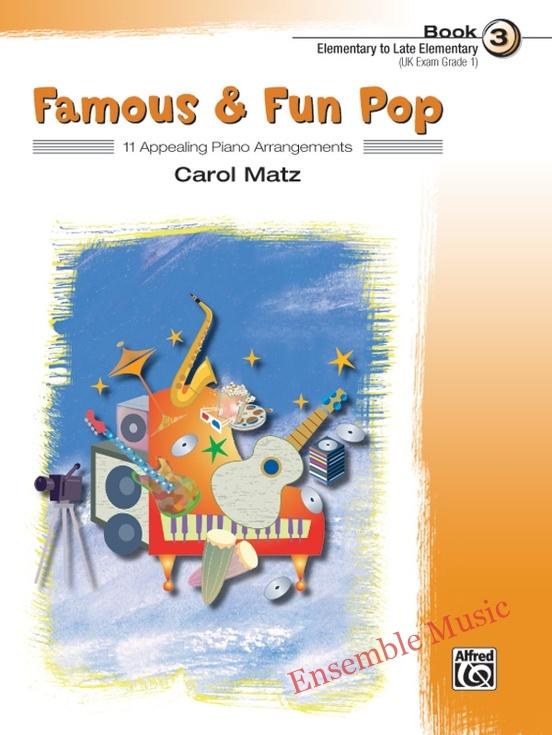 Famouse fun pop 3
