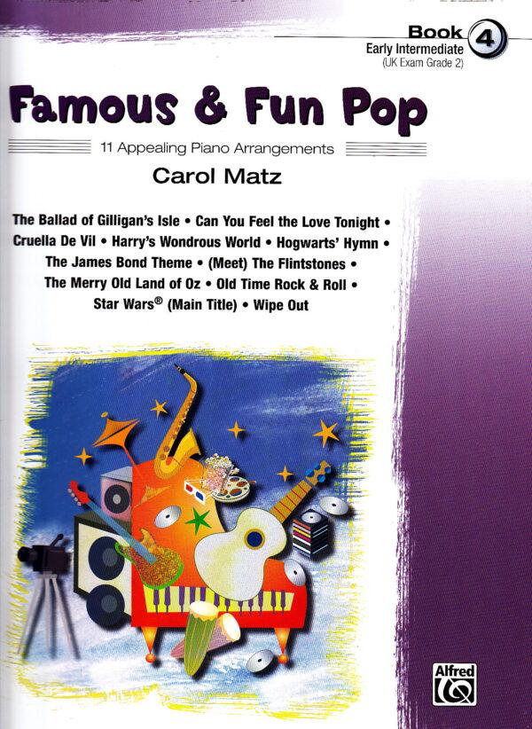 Famouse fun pop 4