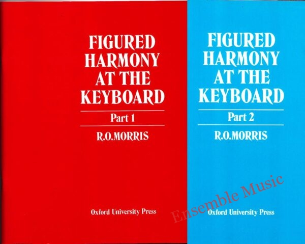 Figured Harmony part 1 and 2
