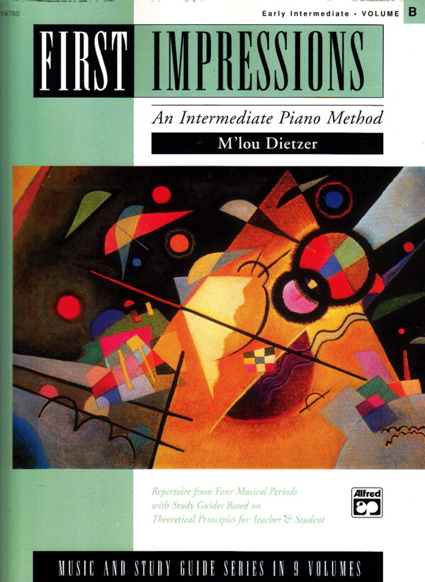 First Impressions Music and Study Guides Vol B