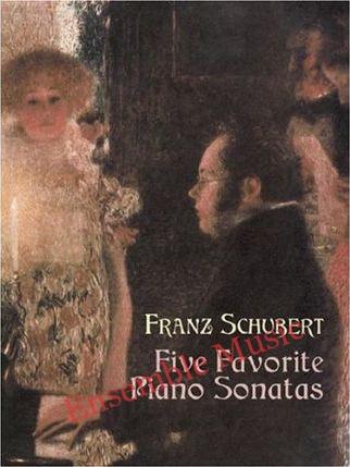 Five favorite piano sonatas