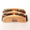 Foot tambourine wood