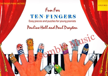Fun for fingers easy pieces