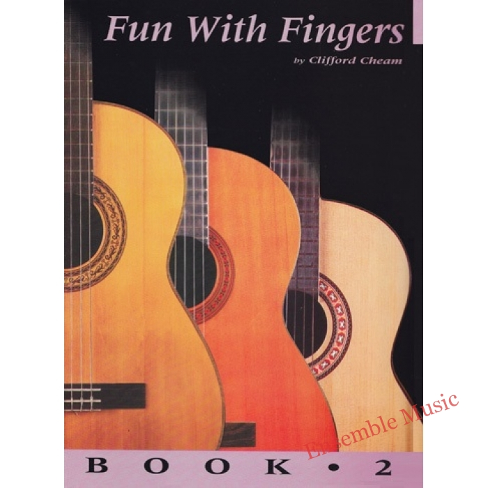 Fun with fingers Book