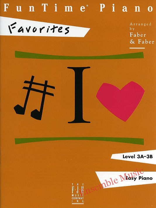 FunTime Favorites Level 3A 3B