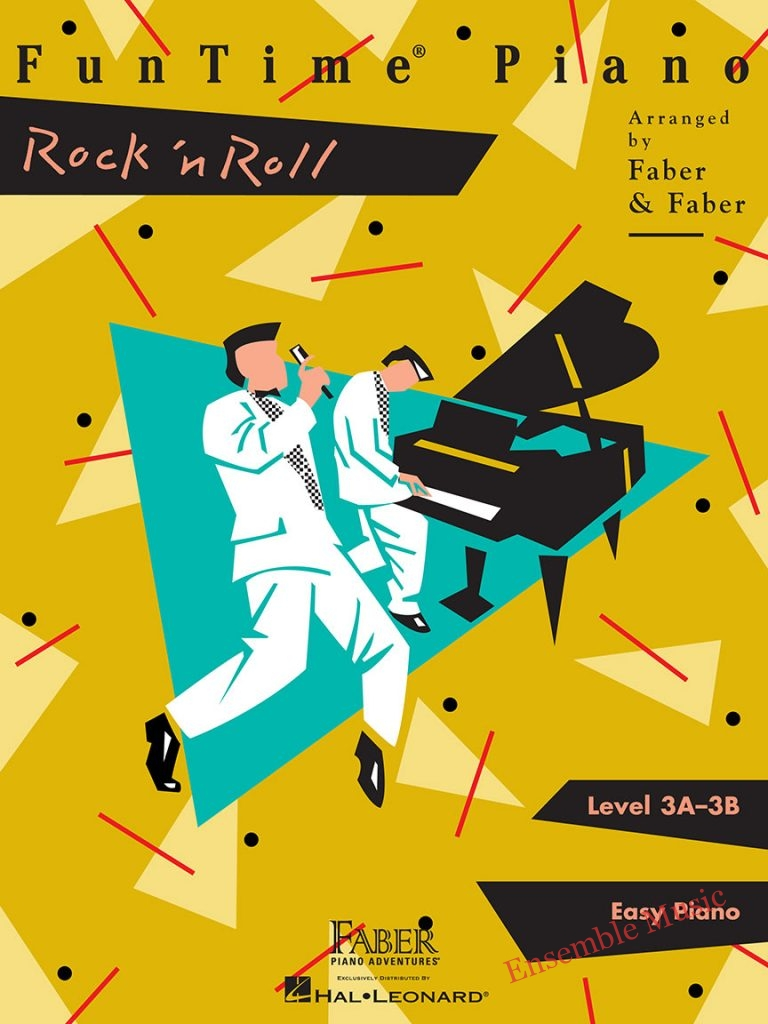 Funtime Piano rocknroll level a b