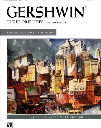 Gershwin Three Preludes for the Piano