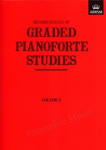 Graded Pianoforte Studies Grade 2