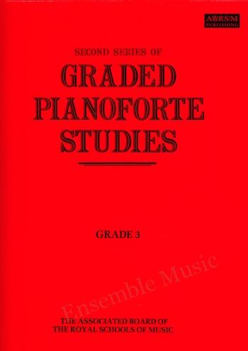 Graded Pianoforte Studies Grade 3 1