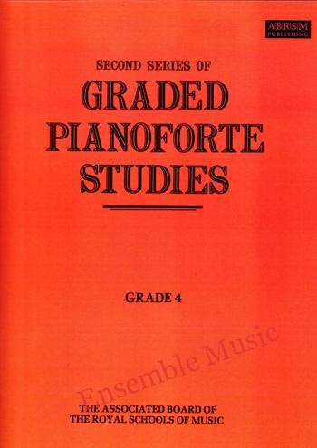Graded Pianoforte Studies Grade 4 1