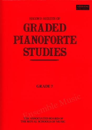 Graded Pianoforte Studies Grade 7