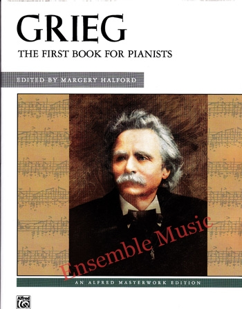 Grieg The First Book for Pianists