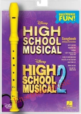 High School Musical 1 2