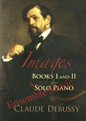 Images books I and II for solo piano