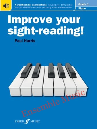Improve your sight reading piano grade 1