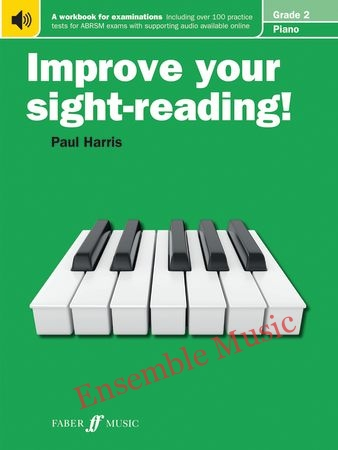 Improve your sight reading piano grade 2
