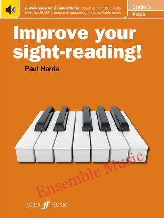 Improve your sight reading piano grade 3