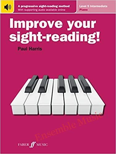 Improve your sight reading piano grade 5