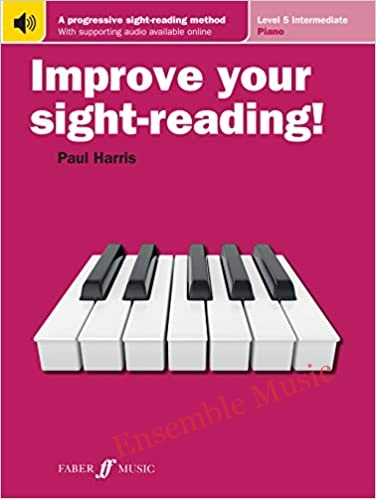 Improve your sight reading piano grade 5