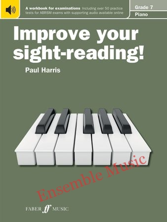 Improve your sight reading piano grade 7