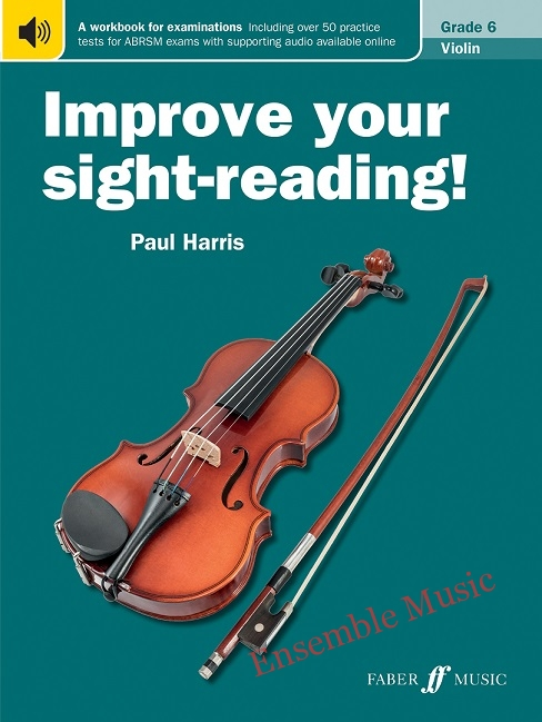 Improve your sight reading violin grade 6
