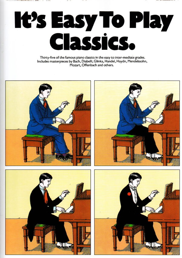 Its Easy To Play Classics