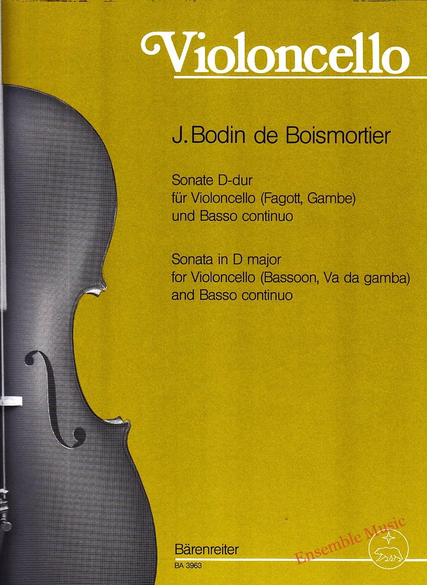 J.Bodin de Boismortier
