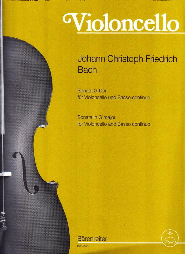 Johann Chirstoph Friedrich Bach