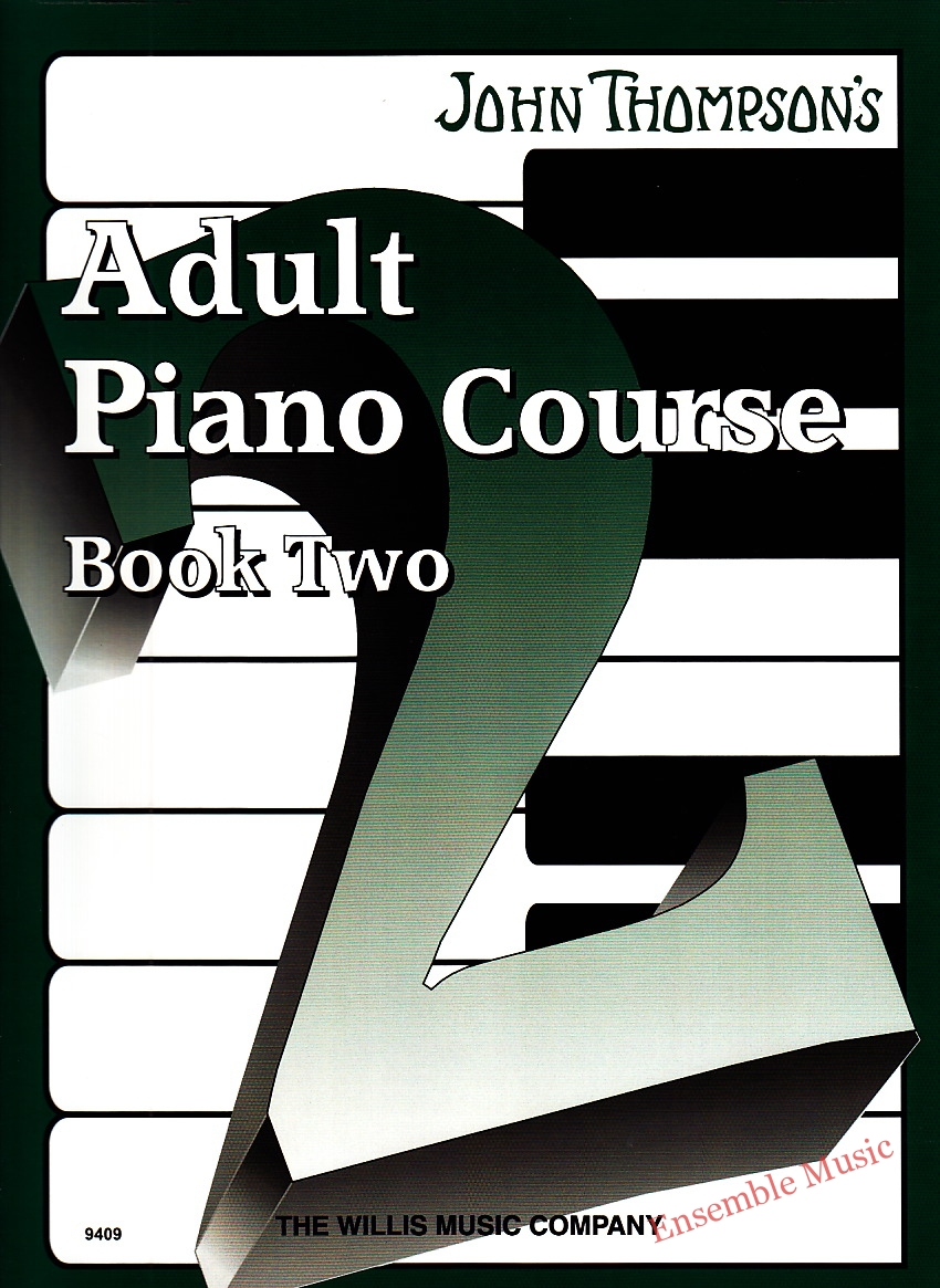John Thompsons Adult Piano Course Book Two