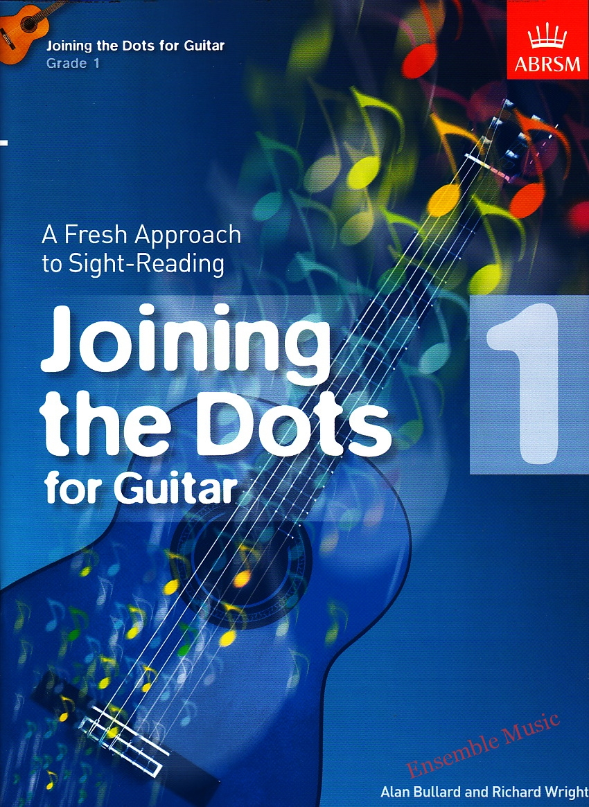 Joining the dots for guitar 1