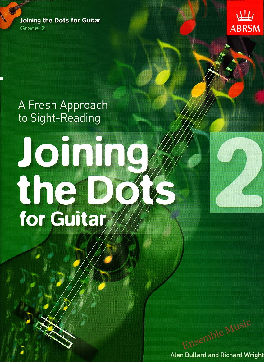 Joining the dots for guitar 2
