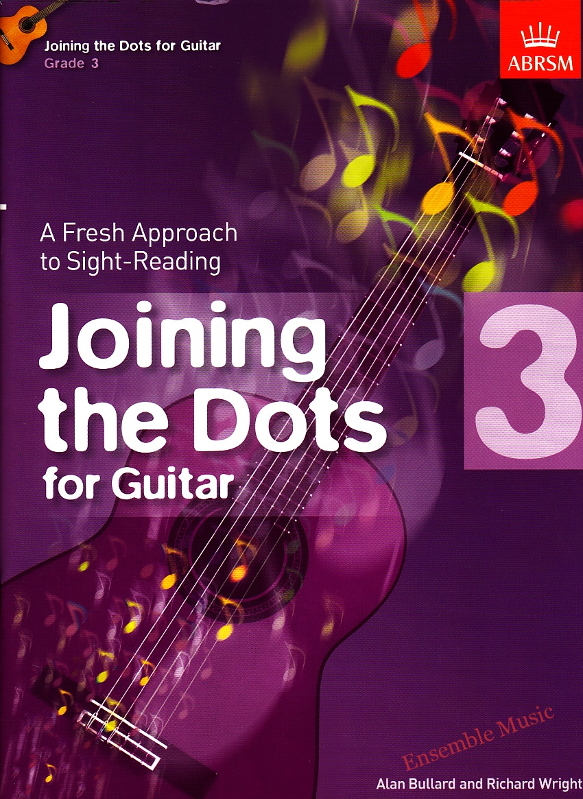 Joining the dots for guitar 3