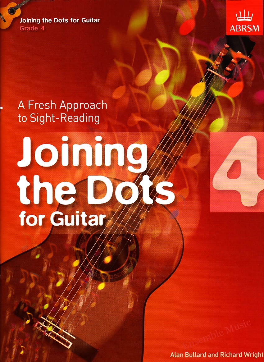 Joining the dots for guitar 4